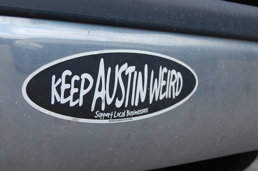 Here Are 10 Of The Weirdest Things Austinites Love Doing