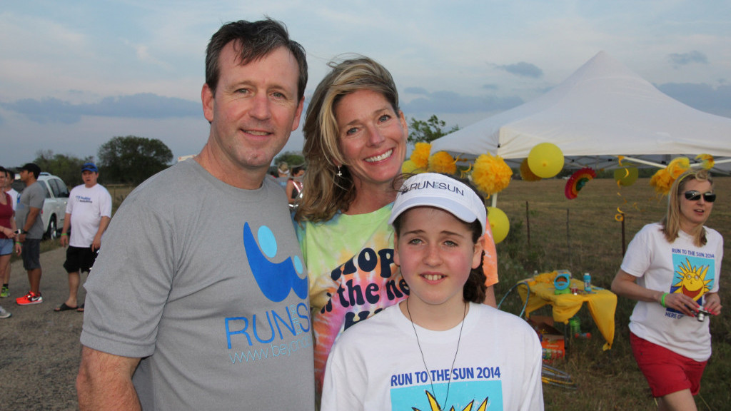 Meet The Incredible Austin Mom Helping Lead The Fight Against Batten Disease