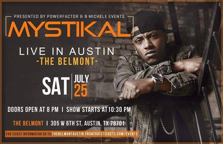 Austin com Mystikal