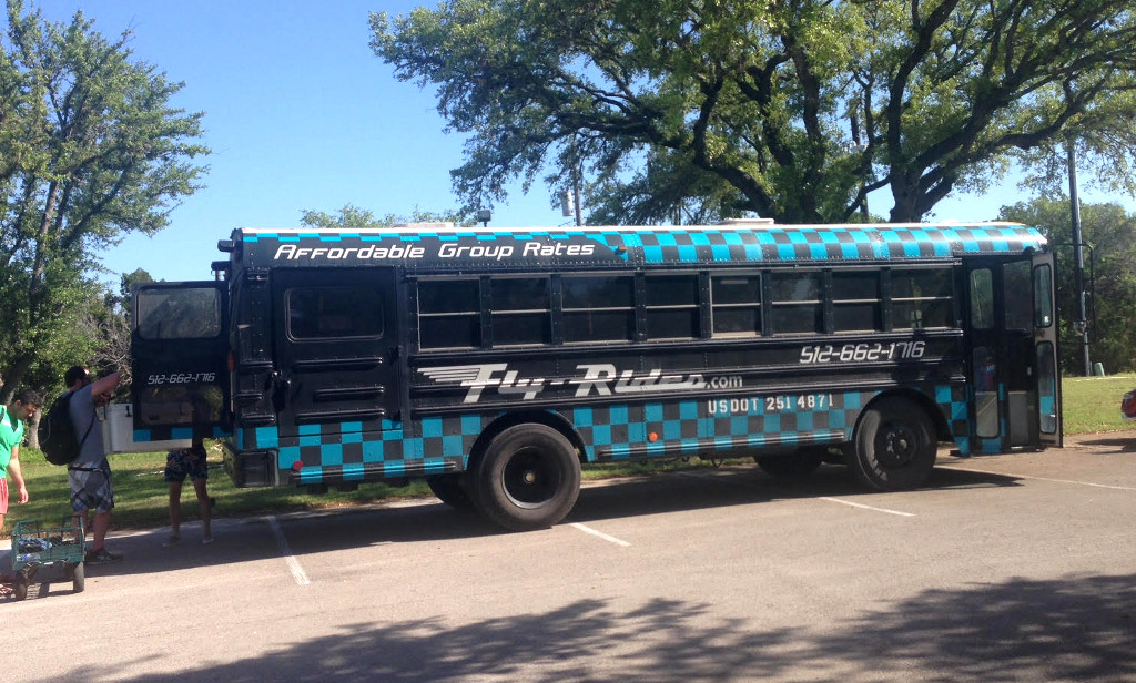 Austin Startup Fly-Rides Is Making Party Buses Affordable