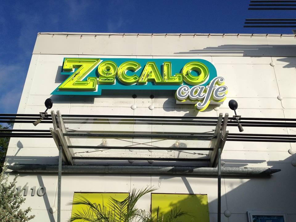Photo: Courtesy, Zocalo Cafe on Facebook.