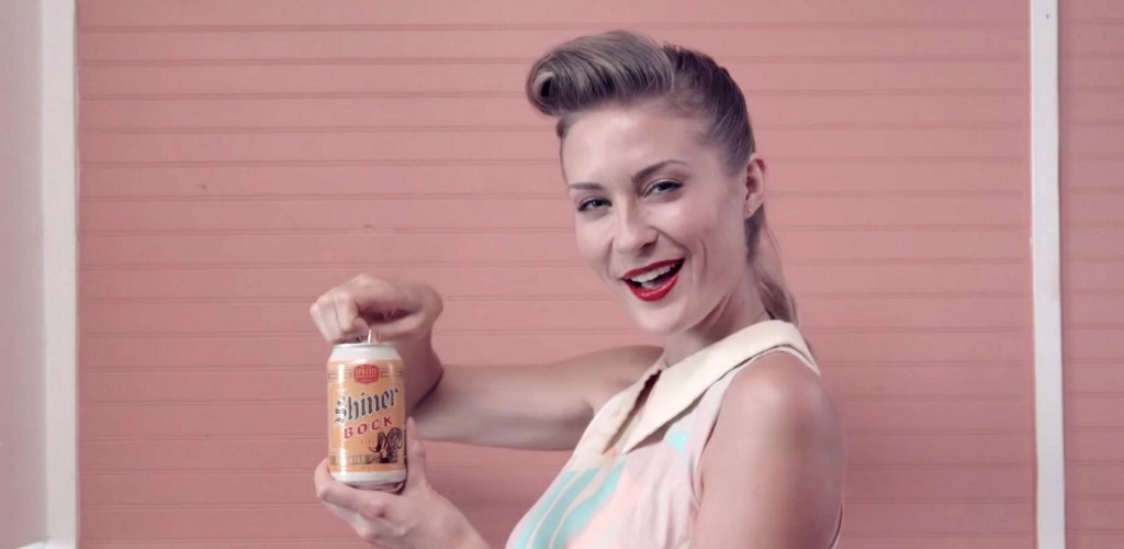 This Stylin' Austin Salon Will Wash Your Hair With Shiner Bock For Free, Because Obviously!