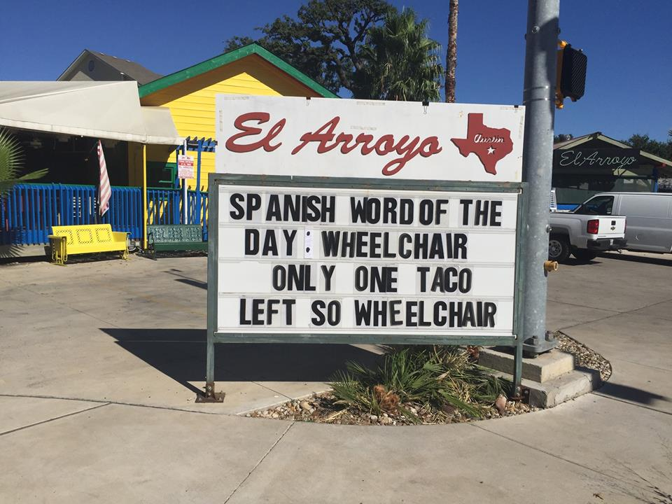 Photo: Courtesy, El Arroyo on Facebook.