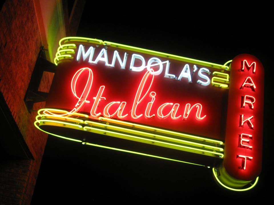 Photo: Courtesy, Mandola's Italian on Facebook.