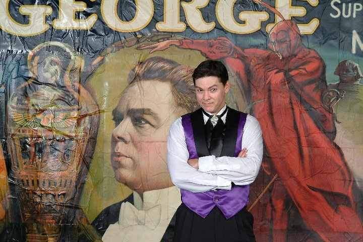 Meet The Austinite Behind The Legendary Magic Shows At Esther's Follies!