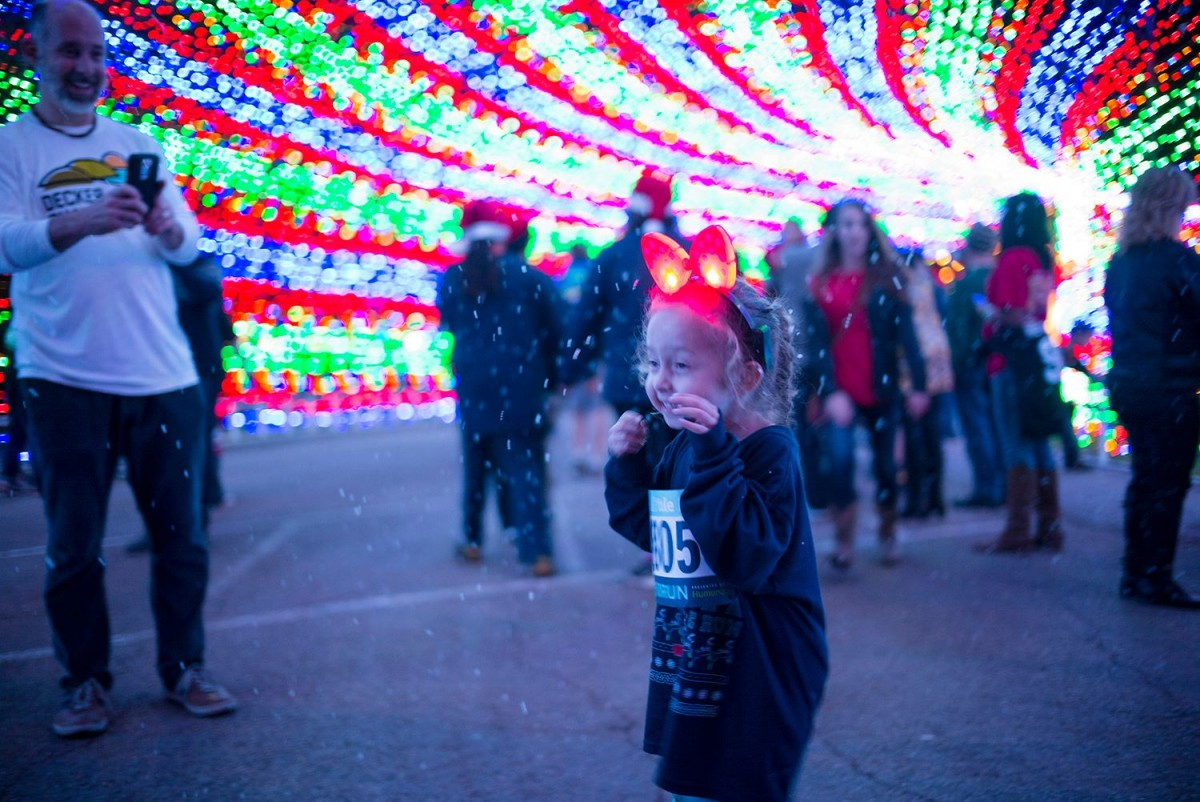 Photo: Austin Trail of Lights on Facebook.