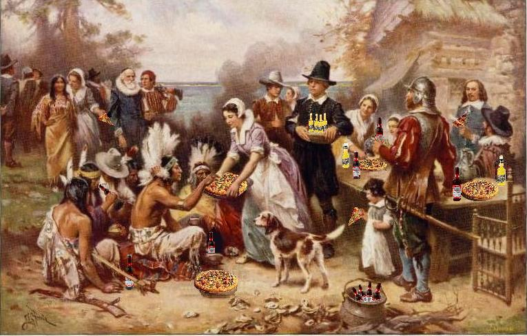 Did Texas Host The First Thanksgiving?