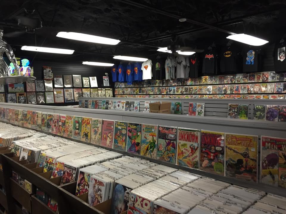 Photo: Courtesy, Austin Books & Comics on Facebook.