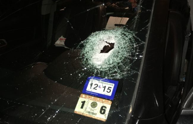 Yet Another Rock Throwing Incident Reported On I-35