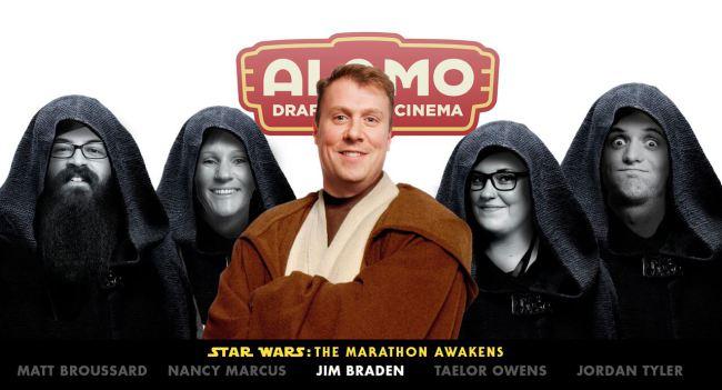 Austinite Wins Alamo Drafthouse 'Star Wars' Marathon After A Grueling 46 Hours
