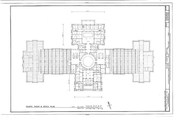 texas state capitol building elijah meyers architect national design competition contest blueprints plans 1881