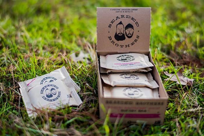 Bearded Brothers energy organic natural non-gmo vegan assorted variety flavors