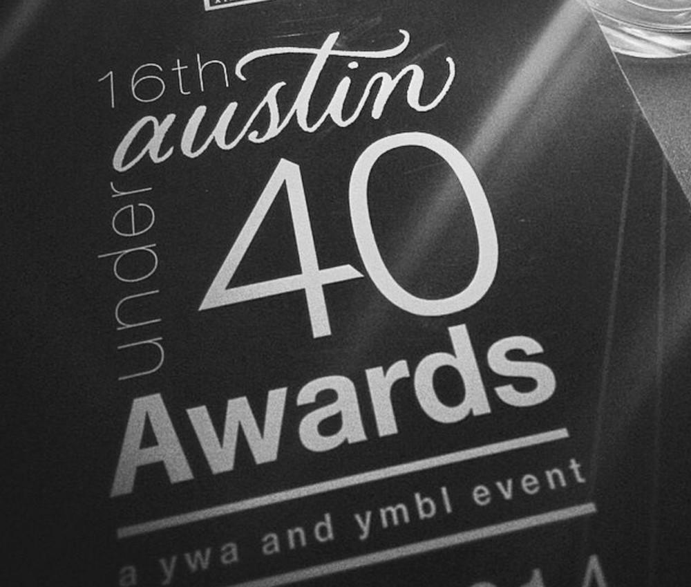Photo: Austin Under 40 on Instagram.