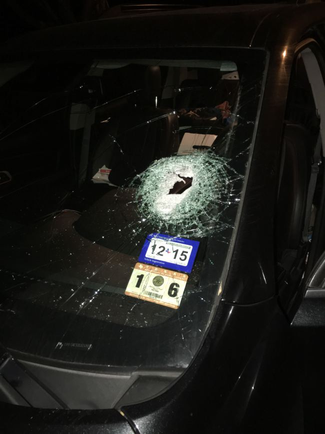 Police Discuss Ideas To Stop I-35 Rock Throwing Incidents