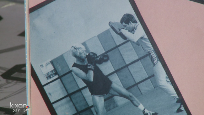 True Story: This Austinite Trained David Bowie To Box
