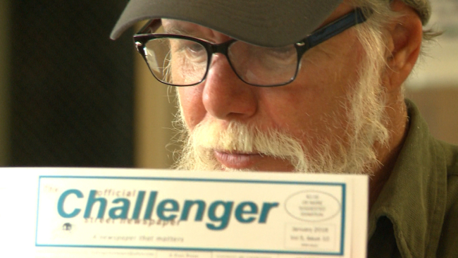 Austin Newspaper 'The Challenger' Aims To Help The City's Homeless