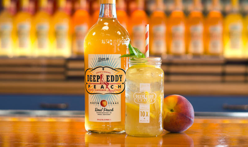 You're Going To Love Deep Eddy's New Peach Vodka
