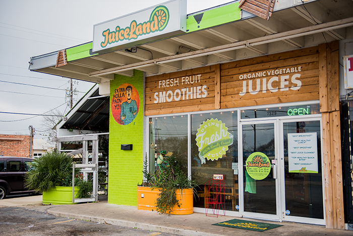 Allergies? JuiceLand Has A Smoothie That Might Help!