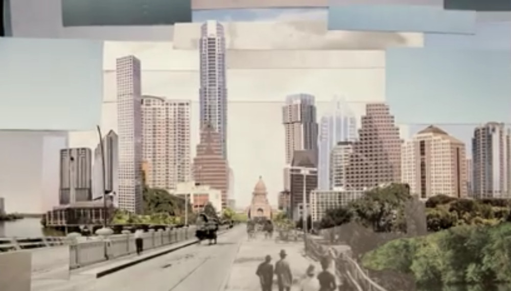Video Beautifully Captures Austin's Stunning Gentrification