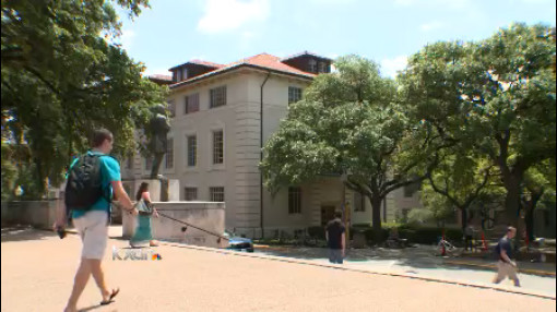 Students React With Dismay At UT Austin's Gun Rules