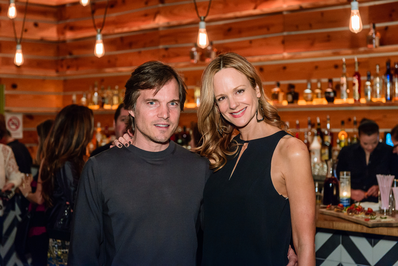 RIDE owners Tim and Kim Dowling. Event photos by Live Box Photography.