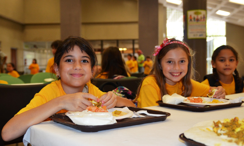 Austin ISD Improves Upon School Lunch with Diversity and Local Produce