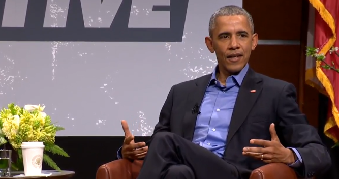Obama Throws Shade At Texas Republicans For Making It Harder To Vote