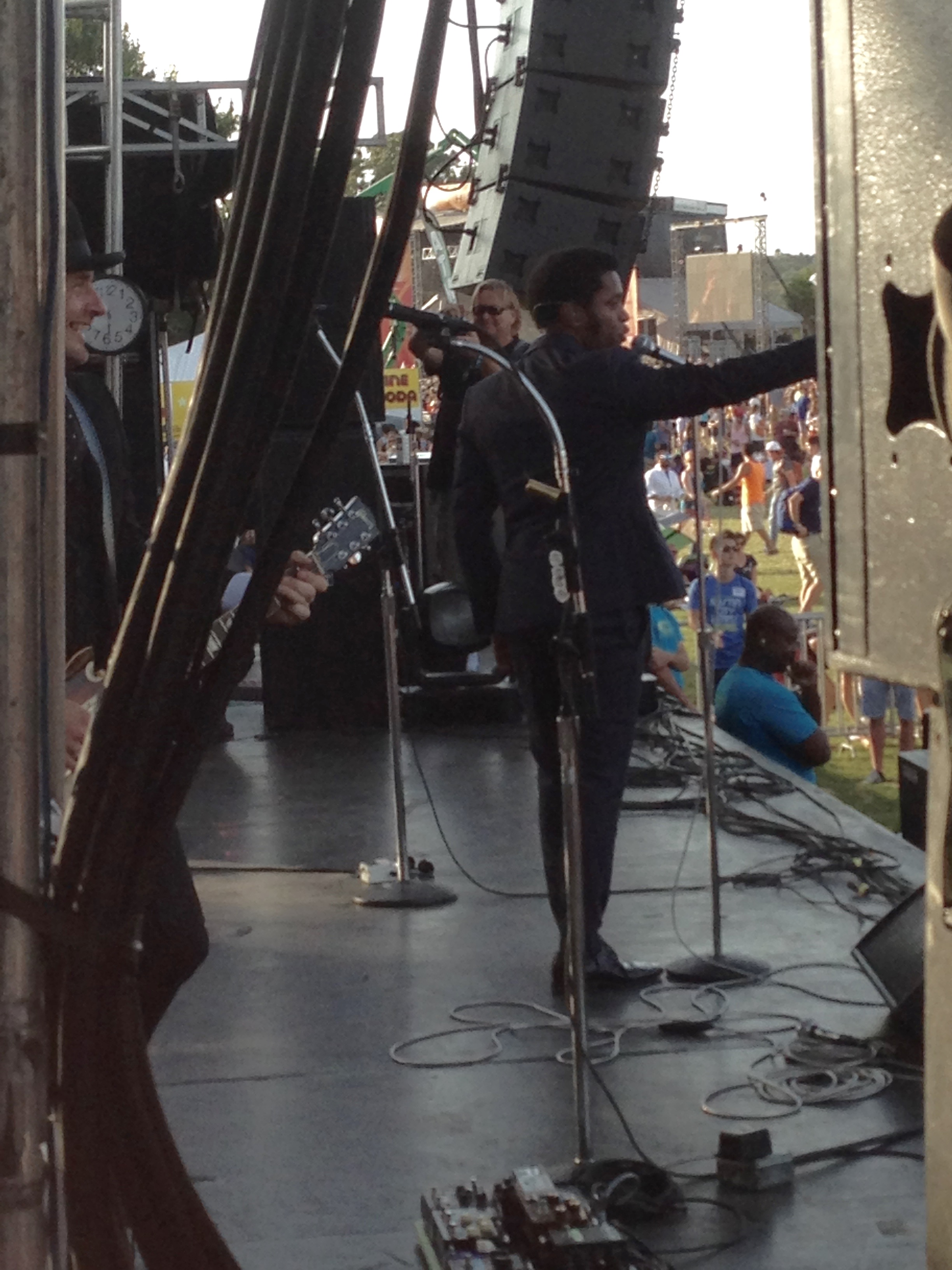 Vintage Trouble at Austin City Limits