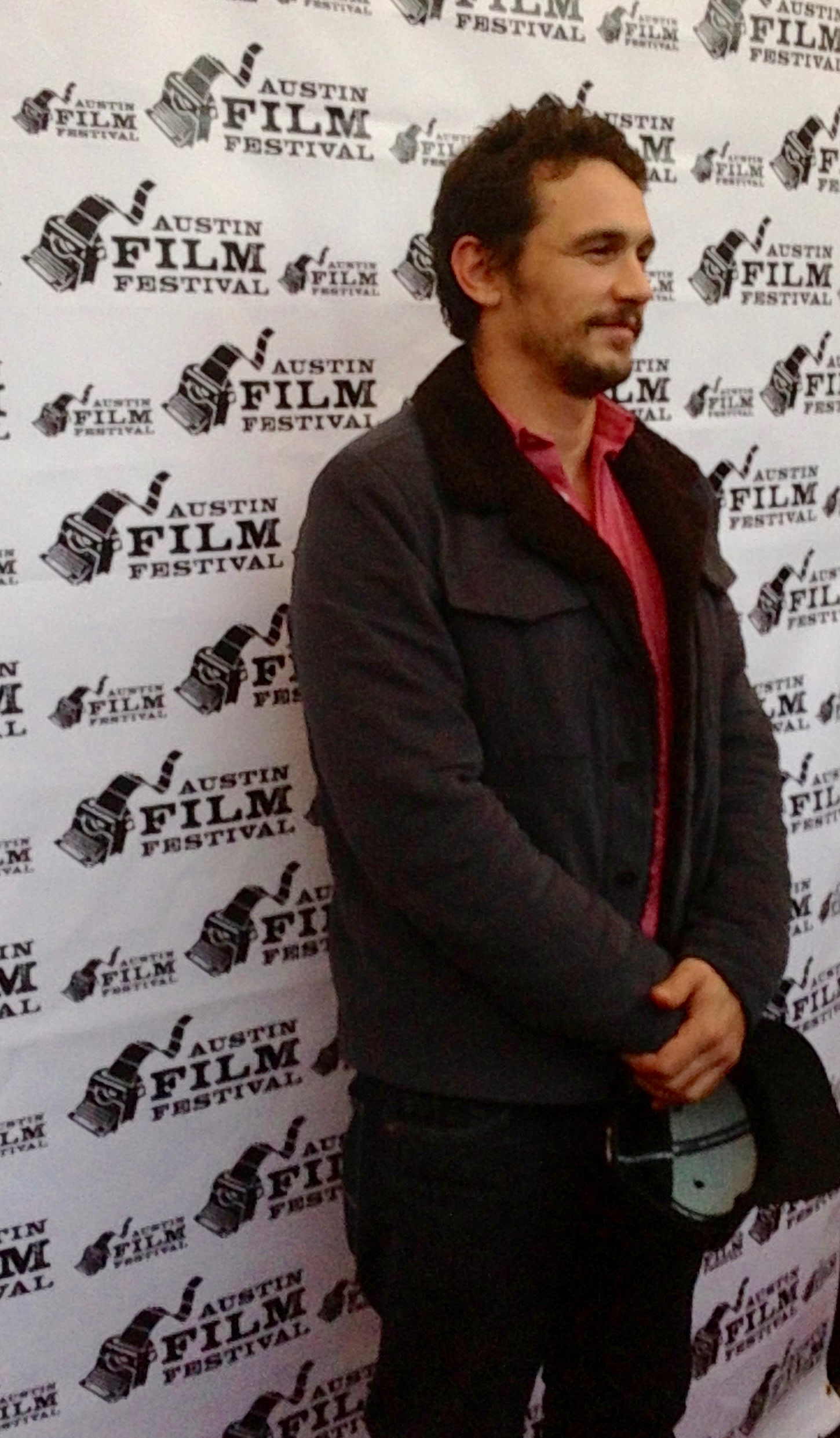 James Franco at Austin Film Fest