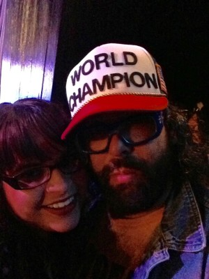 Judah Friedlander at Moontower Comedy & Oddity Fest