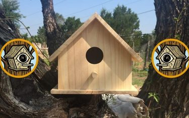 Drink Beer and Help Feathered Friends as The Buzz Mill's Lumber Society Makes Bird Houses
