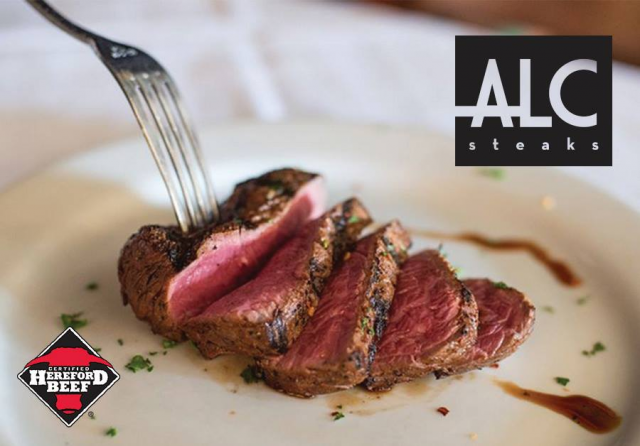Photo: Courtesy, ALC Steaks.