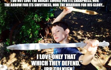 And One Class to Teach Them All: Time To Learn Sword Casting In Austin!