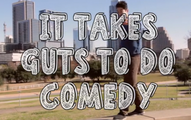 Austin Comedy Hits The Airwaves With 'Stand Up Empire' On KLRU