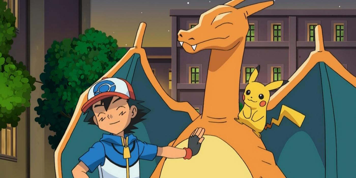 Charizard-Pikachu-and-Ash