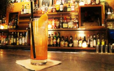 This Week's Must-Try Cocktail — 'Back To Basics' At Firehouse Lounge