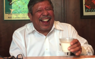 Watch Councilman Pio Renteria Talk About the Hot Sauce Fest Through 'Tears of Joy'