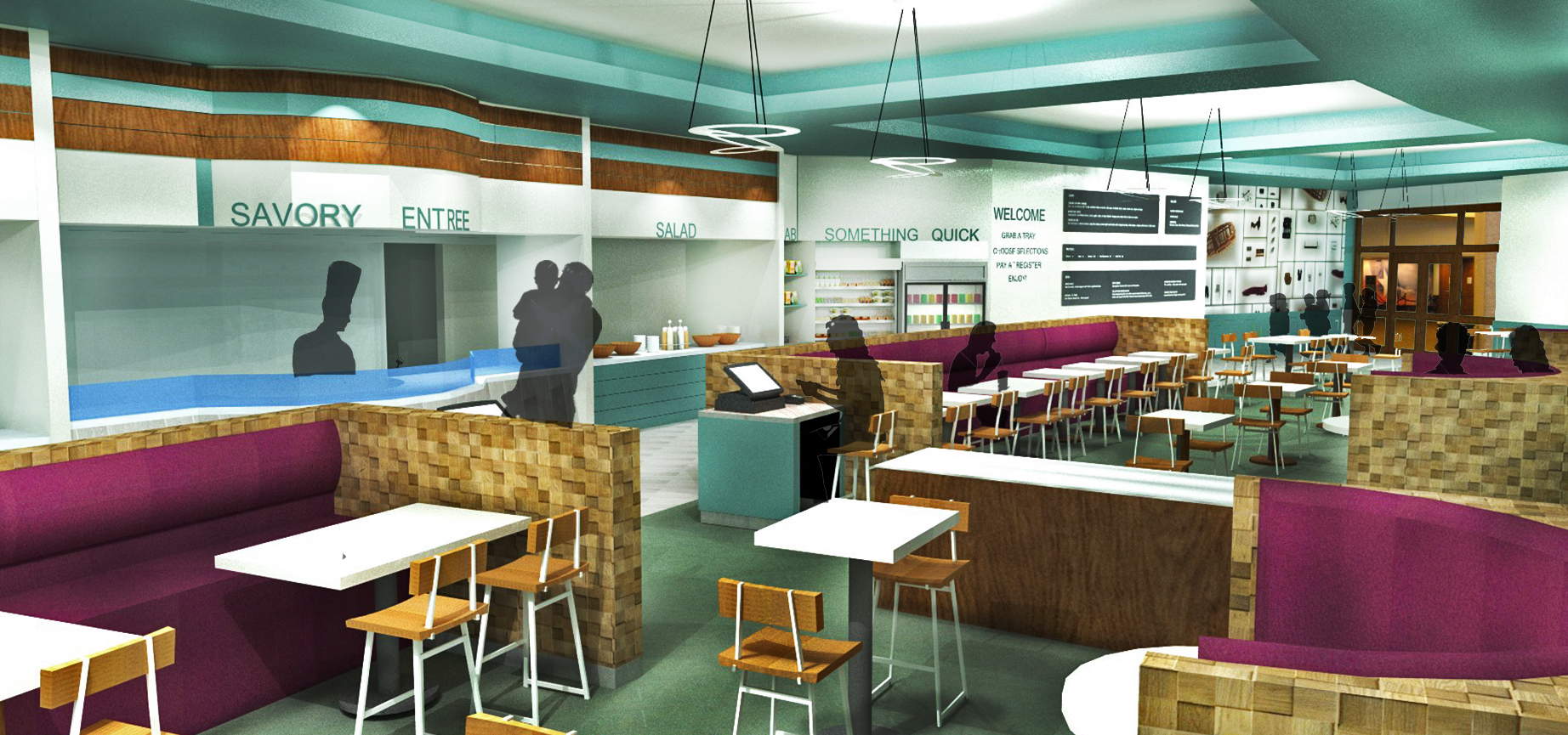 Museum Cafe Dining Room Rendering 7-31-16