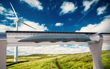 Here's What A 'Hyperloop' Train Could Do For Austin