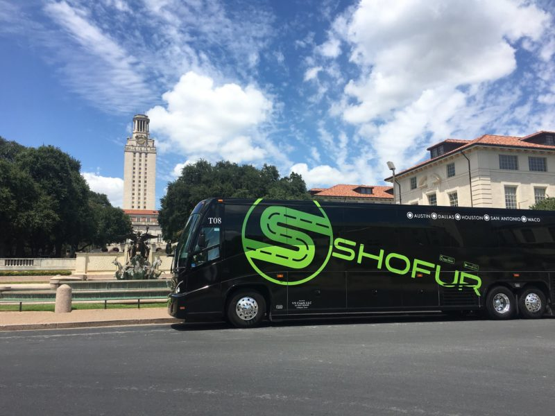 Austin Com Shofur App Is Making Traveling To And From Austin A Lot Easier