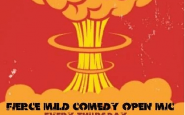 Fierce Mild Comedy Open Mic – Thursdays At Hotel Vegas