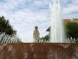 ut university of texas at austin fountain tower
