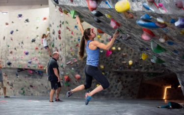 Watch Austin Native Maya Madere Dominate This Youth World Rock Climbing Championship