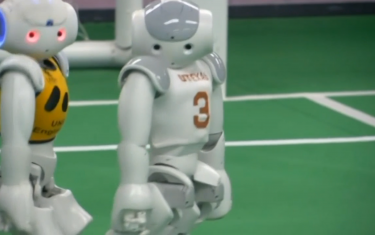 UT Austin Finally Proves We Have The World's Best Best Soccer-Playing Robots