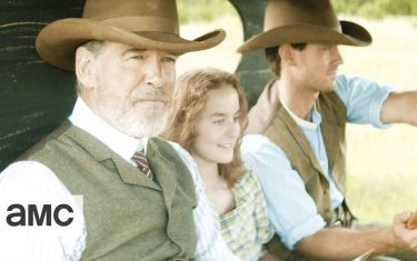 Our Favorite Moments From Pierce Brosnan's Stay In Austin Filming 'The Son'