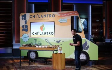 Chi'Lantro Founder Charms the Investors on Shark Tank