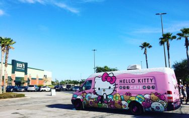 Who Cares About Santa Claus? Hello Kitty is Coming to Town!