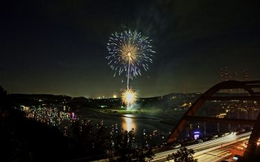 Here's Where You Can Still See Fireworks Near Austin on The 4th of July