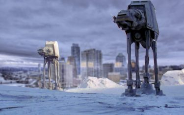 Austin Or Hoth? We're Digging Out Our Favorite Star Wars Photoshop Pics