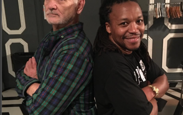 Bill Murray Demands Double Encore from Lupe Fiasco at The Belmont
